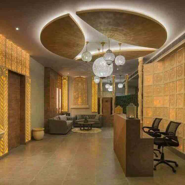 Island Club Apartments: ABA Cleo County Sample Flat & Apartments Sector 121 Noida